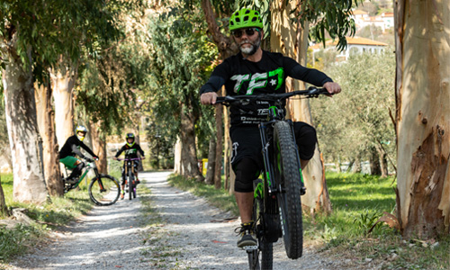 TF7 Bike Service Riviera Ligure